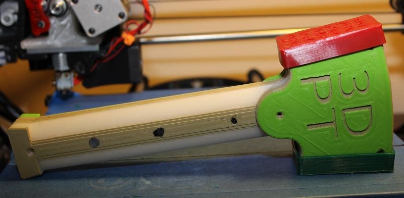 3D printed mallet