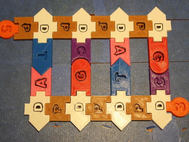 DNA tiles